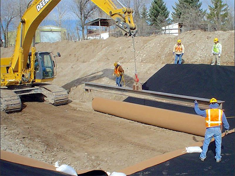 Geocomposite Liner