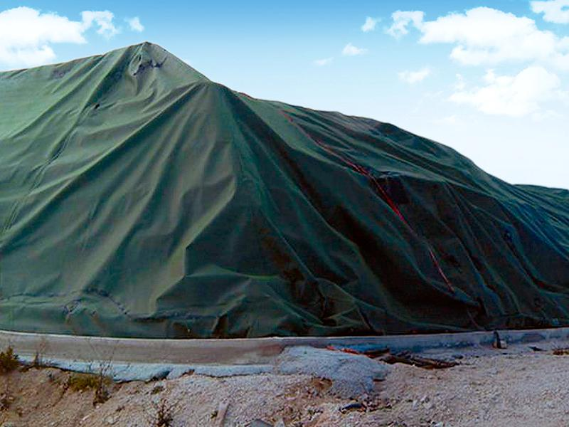 Geomembrane Low-Density Polyethylene (LDPE)